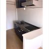 1LDK Apartment to Rent in Yokohama-shi Kanagawa-ku Kitchen