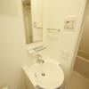 在品川區內租賃1K 公寓大廈 的房產 盥洗室