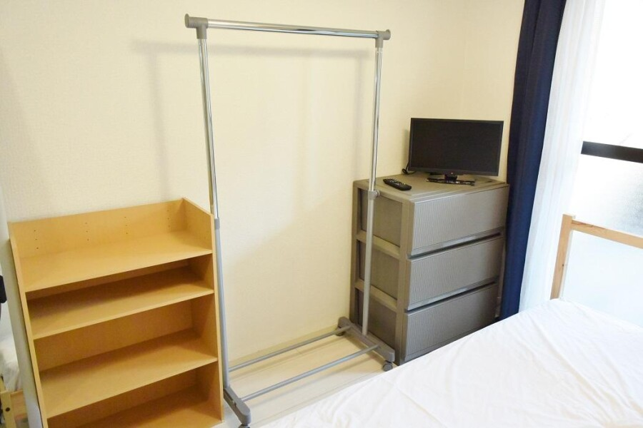 1R Apartment to Rent in Osaka-shi Chuo-ku Other Equipment