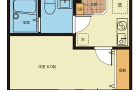船橋市東中山-1K公寓