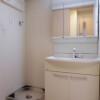 在目黒区内租赁1LDK 公寓大厦 的 盥洗室