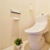 在新宿区购买1LDK 公寓大厦的 厕所