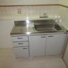 1DK Apartment to Buy in Osaka-shi Kita-ku Kitchen