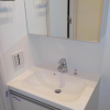 1K Apartment to Rent in Nerima-ku Washroom