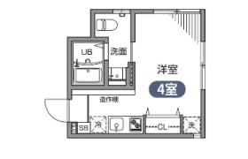 目黒区 - 八雲 公寓 1K