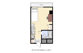 1R Mansion in Tabata - Kita-ku