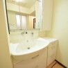1SLDK Apartment to Rent in Chiba-shi Chuo-ku Washroom