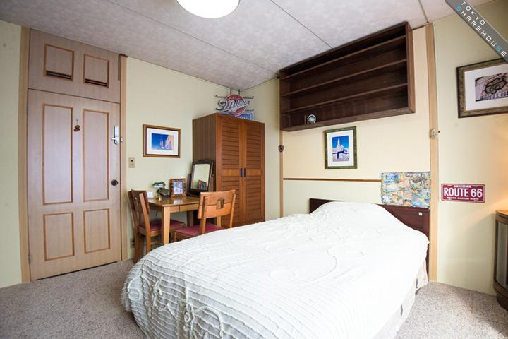 Shared Guesthouse to Rent in Hachioji-shi Room