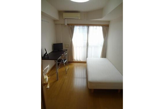 1K Apartment to Rent in Koto-ku Bedroom