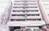 1K {building type} in Shirogane - Fukuoka-shi Chuo-ku