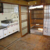 4K House to Buy in Kyoto-shi Higashiyama-ku Kitchen