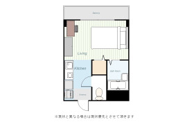 1R Mansion in Motonakayama - Funabashi-shi