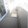 1LDK Apartment to Rent in Toshima-ku Balcony / Veranda