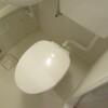 1DK Apartment to Buy in Osaka-shi Kita-ku Toilet
