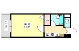 1R {building type} in Arato - Fukuoka-shi Chuo-ku