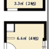 Shared Apartment to Rent in Kyoto-shi Sakyo-ku Floorplan