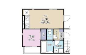 1LDK Apartment in Akatsutsumi - Setagaya-ku
