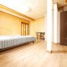 Private Guesthouse to Rent in Minato-ku Bedroom