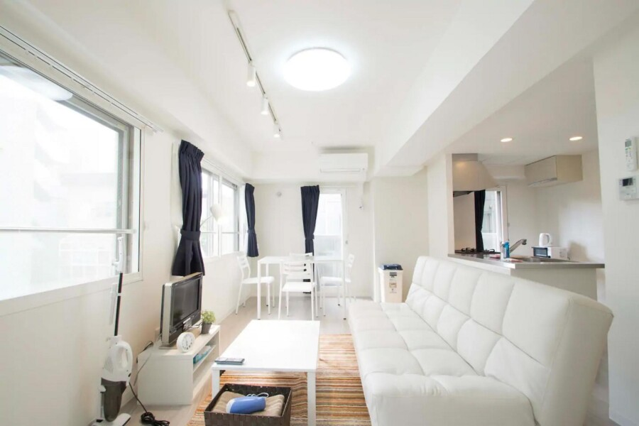 3LDK Apartment to Rent in Sapporo-shi Chuo-ku Exterior
