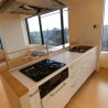 3LDK Apartment to Rent in Meguro-ku Kitchen