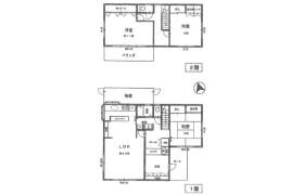 3LDK House in Uchinodai - Hamamatsu-shi Hamakita-ku
