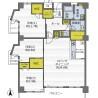 3LDK Apartment to Buy in Suita-shi Floorplan