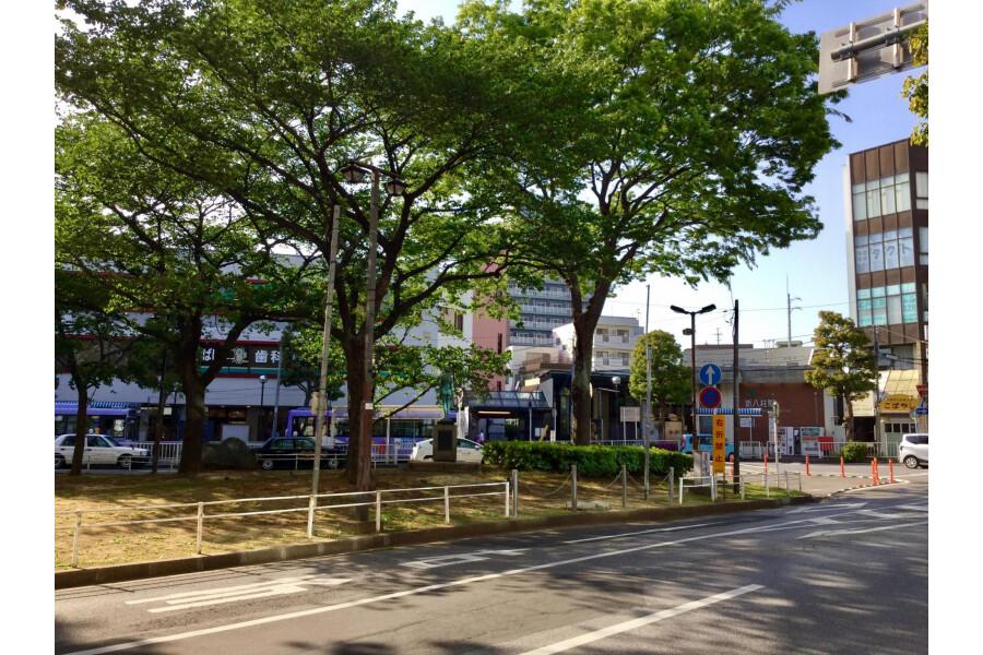 3DK House to Rent in Matsudo-shi Public facility