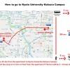 1R Apartment to Rent in Kyoto-shi Shimogyo-ku Map
