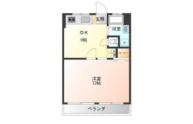 1DK Mansion in Senkawa - Toshima-ku