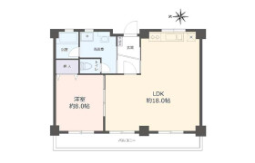 1LDK Apartment in Matsubara - Nagoya-shi Naka-ku
