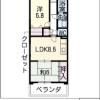 2LDK マンション 名古屋市千種区 内装