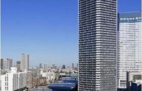 中央区晴海-1LDK公寓大厦