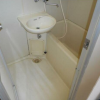 2SLK Apartment to Rent in Yamato-shi Bathroom