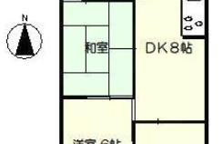 3DK Apartment in Sakuradai - Nerima-ku
