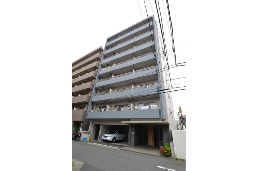 1LDK Apartment to Rent in Edogawa-ku Exterior