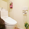 1LDK Apartment to Buy in Chuo-ku Toilet