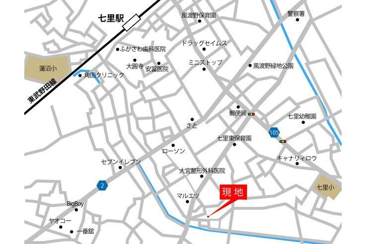 2DK Apartment to Rent in Saitama-shi Minuma-ku Interior