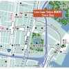 1K Serviced Apartment to Rent in Minato-ku Map