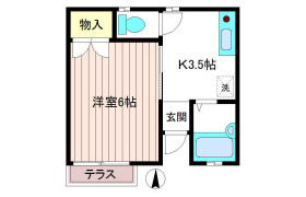 1K Apartment in Nagasaki - Toshima-ku