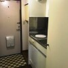 1R Apartment to Rent in Asaka-shi Entrance