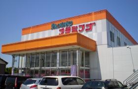 東金市 薄島 店舗 {building type}