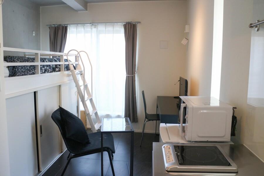 在Toshima-ku內租賃1R 公寓 的房產 臥室