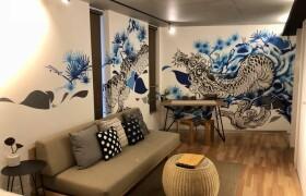 大田区山王-1K公寓大厦
