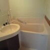 2K Apartment to Rent in Niiza-shi Bathroom