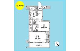 1DK {building type} in Arai - Nakano-ku