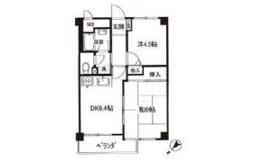 2DK Apartment in Osaki - Shinagawa-ku