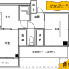 2DK Apartment to Rent in Itabashi-ku Floorplan