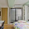 1R アパート 中野区 ベッドルーム