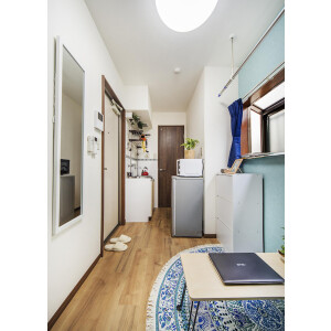 1R Mansion in Kamata - Setagaya-ku Floorplan
