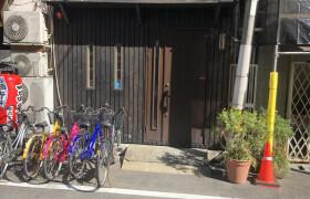 大阪市浪速區敷津東-1LDK公寓大廈